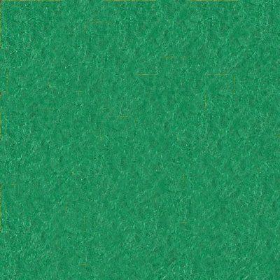 Moqueta ferial para eventos color verde medio